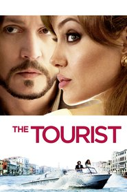 "Poster for the movie ""The Tourist"""
