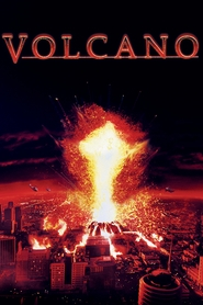 "Poster for the movie ""Volcano - Heisser als die Hölle"""