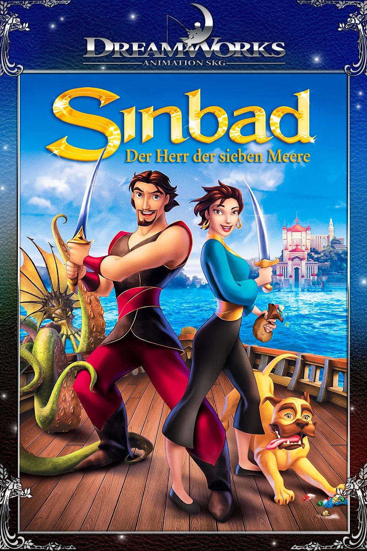"""""""Sinbad - Der Herr der sieben Meere"""""""