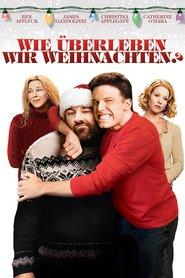 """Poster for the movie """"Wie überleben wir Weihnachten?"""""""
