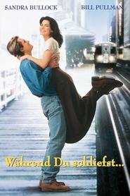 """Poster for the movie """"Während du schliefst"""""""