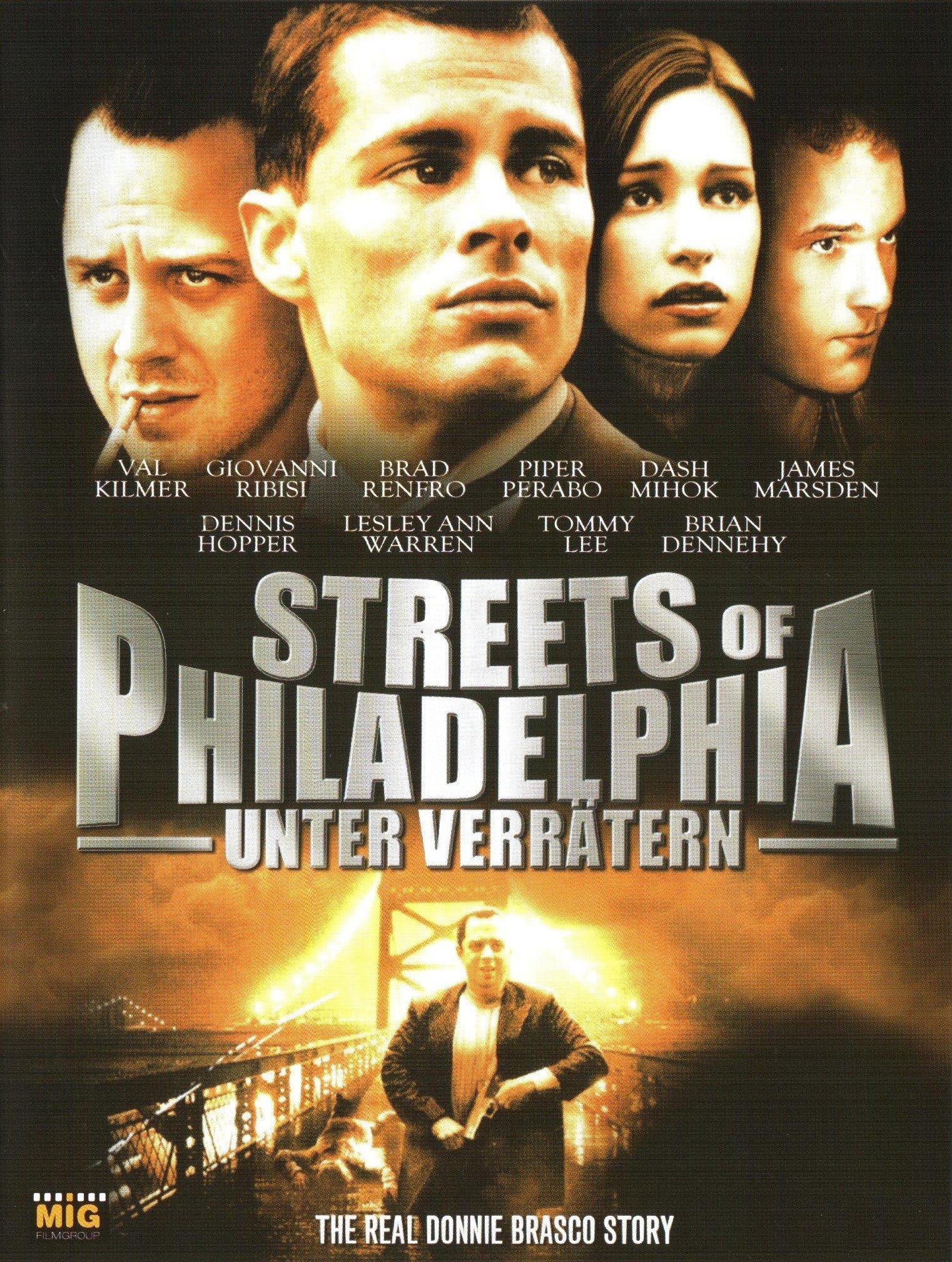 """Streets of Philadelphia - Unter Verrätern"""