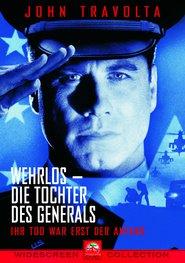 """Poster for the movie """"Wehrlos - Die Tochter des Generals"""""""