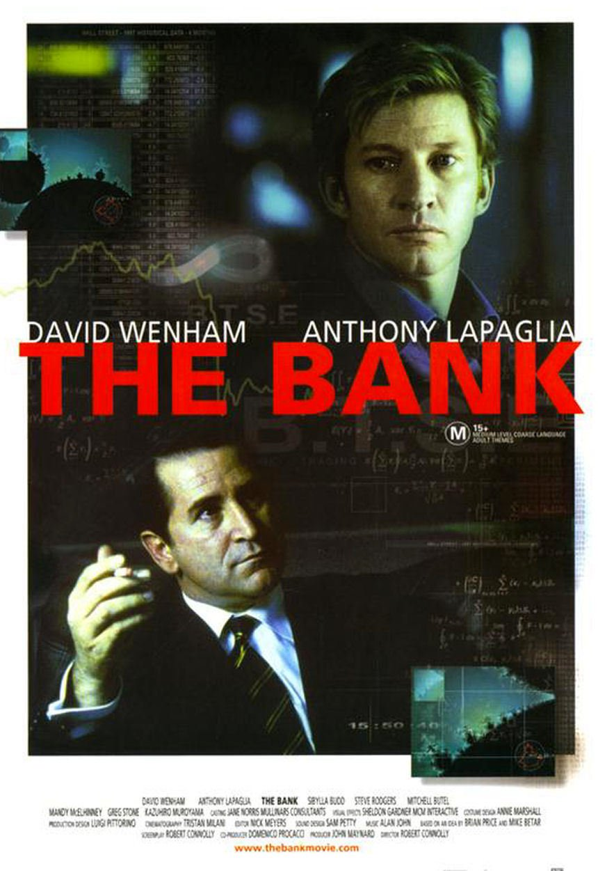 """""""The Bank"""""""