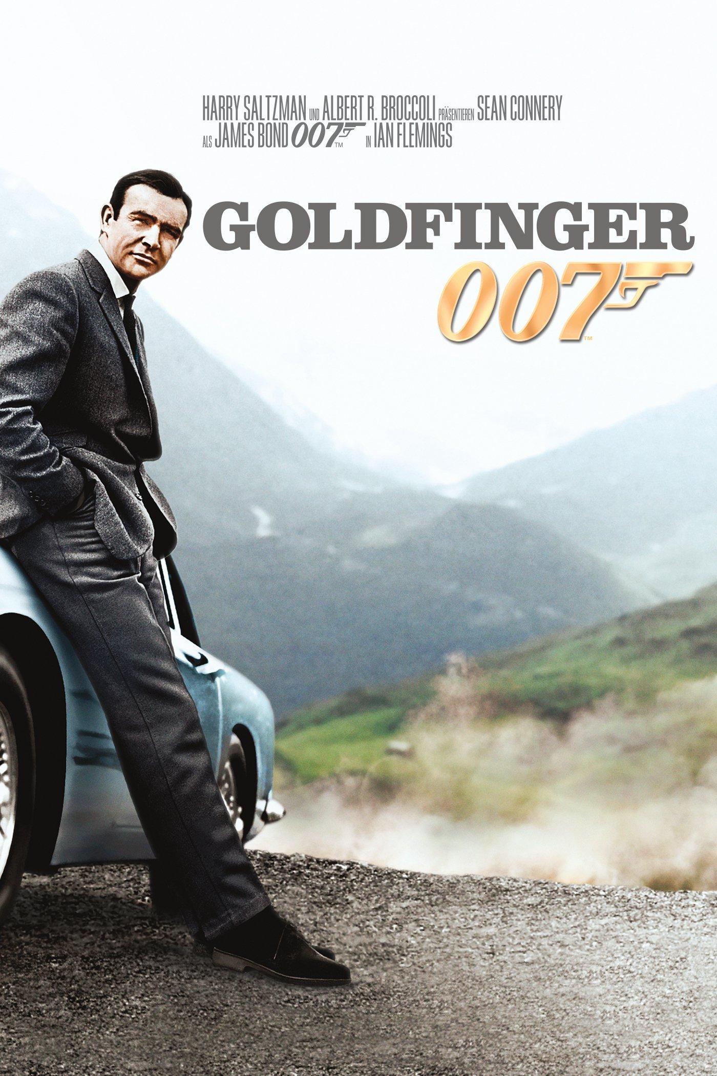 """James Bond 007 - Goldfinger"""