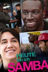 "Poster for the movie ""Heute bin ich Samba"""