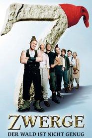 """Poster for the movie """"7 Zwerge - Der Wald ist nicht genug"""""""