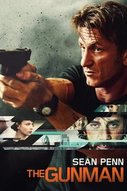 """Poster for the movie """"The Gunman"""""""