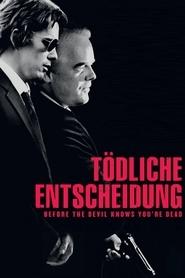 """Poster for the movie """"Tödliche Entscheidung"""""""
