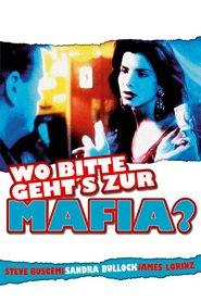 """Poster for the movie """"Wo bitte geht's zur Mafia?"""""""