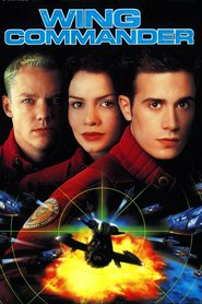 """Poster for the movie """"Wing Commander"""""""