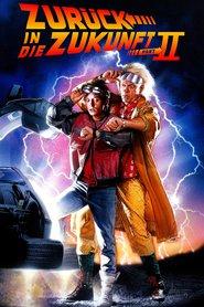 """Poster for the movie """"Zurück in die Zukunft II"""""""