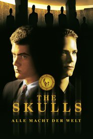 "Poster for the movie ""The Skulls - Alle Macht der Welt"""