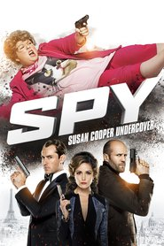 "Poster for the movie ""Spy - Susan Cooper Undercover"""