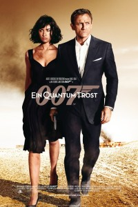 """James Bond 007 - Ein Quantum Trost"""