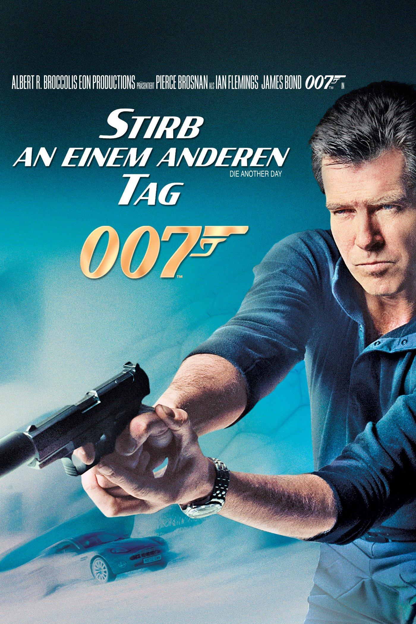 """""""James Bond 007 - Stirb an einem anderen Tag"""""""