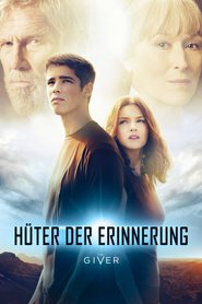 """Poster for the movie """"Hüter der Erinnerung - The Giver"""""""