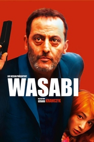 """Poster for the movie """"Wasabi - Ein Bulle in Japan"""""""