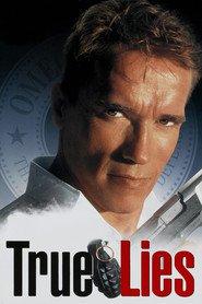 """Poster for the movie """"True Lies - Wahre Lügen"""""""