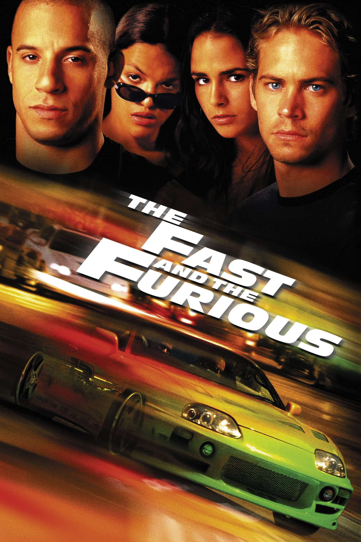 """""""The Fast and the Furious"""""""