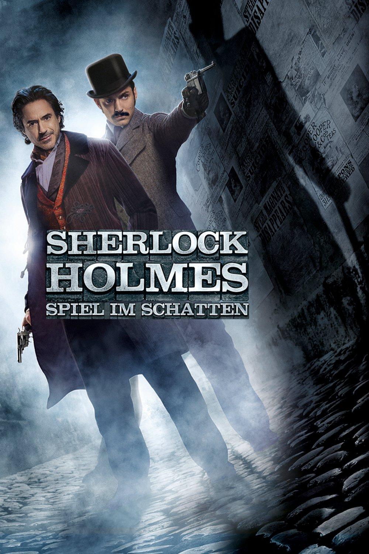 """""""Sherlock Holmes - Spiel im Schatten"""""""