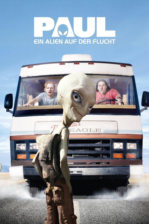 """""""Paul - Ein Alien auf der Flucht"""""""