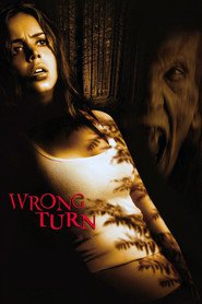 """Poster for the movie """"Wrong Turn"""""""