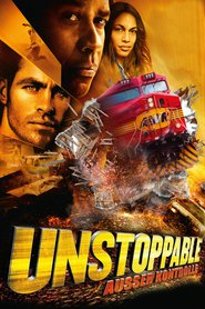 "Poster for the movie ""Unstoppable - Ausser Kontrolle"""