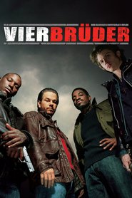 "Poster for the movie ""Vier Brüder"""