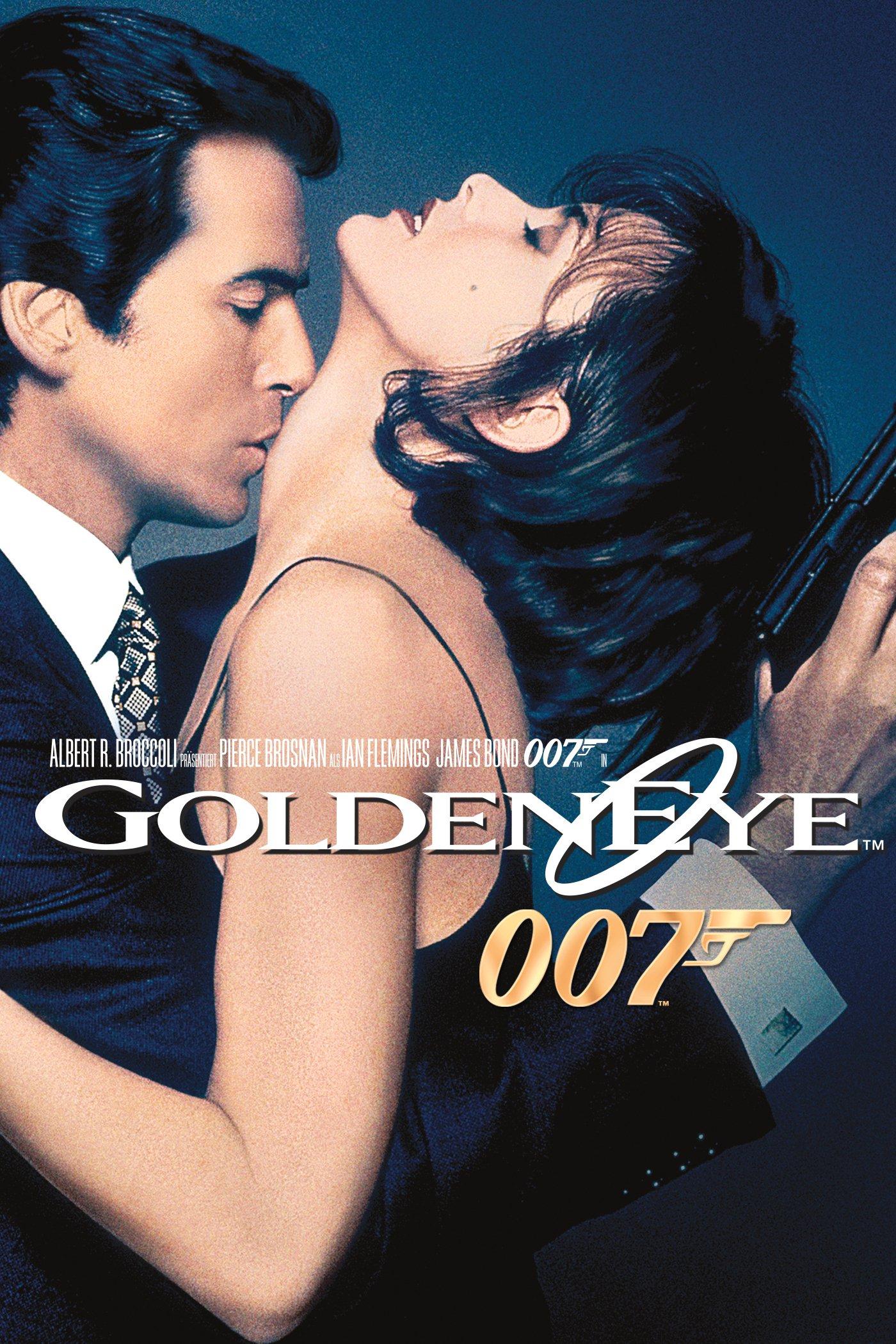 """""""James Bond 007 - GoldenEye"""""""