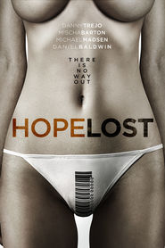 """Poster for the movie """"Hope Lost"""""""