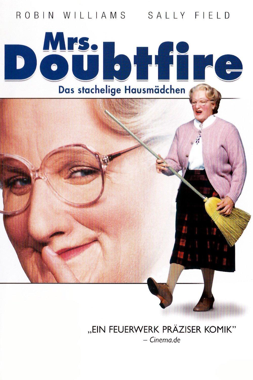 """""""Mrs. Doubtfire - Das stachelige Hausmädchen"""""""