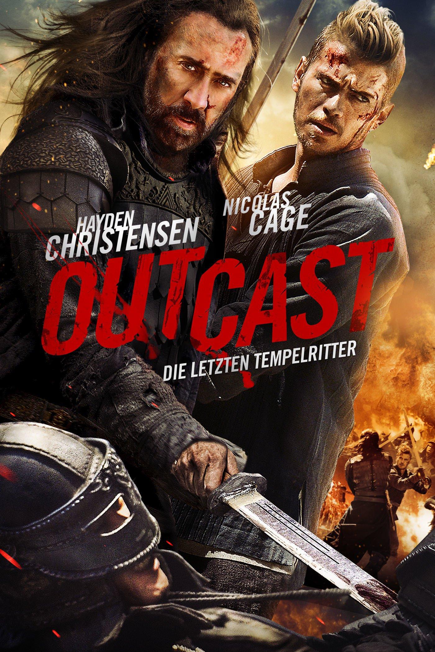 """Outcast - Die letzten Tempelritter"""