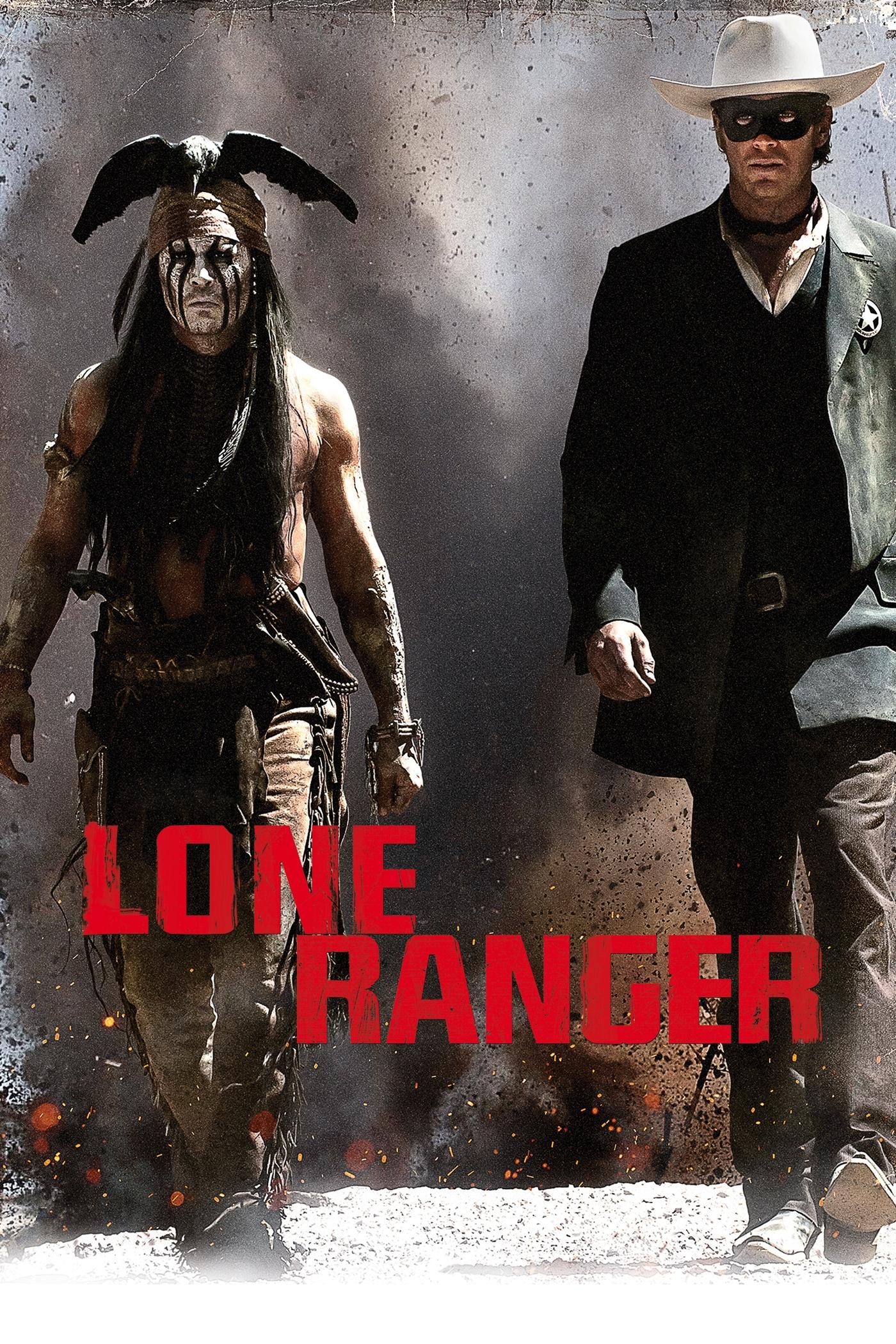 """Lone Ranger"""