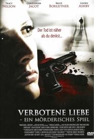 """Poster for the movie """"Verbotene Liebe - Ein mörderisches Spiel"""""""