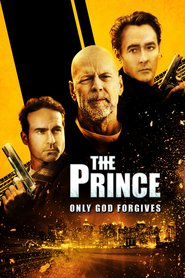 """Poster for the movie """"The Prince - Only God Forgives"""""""