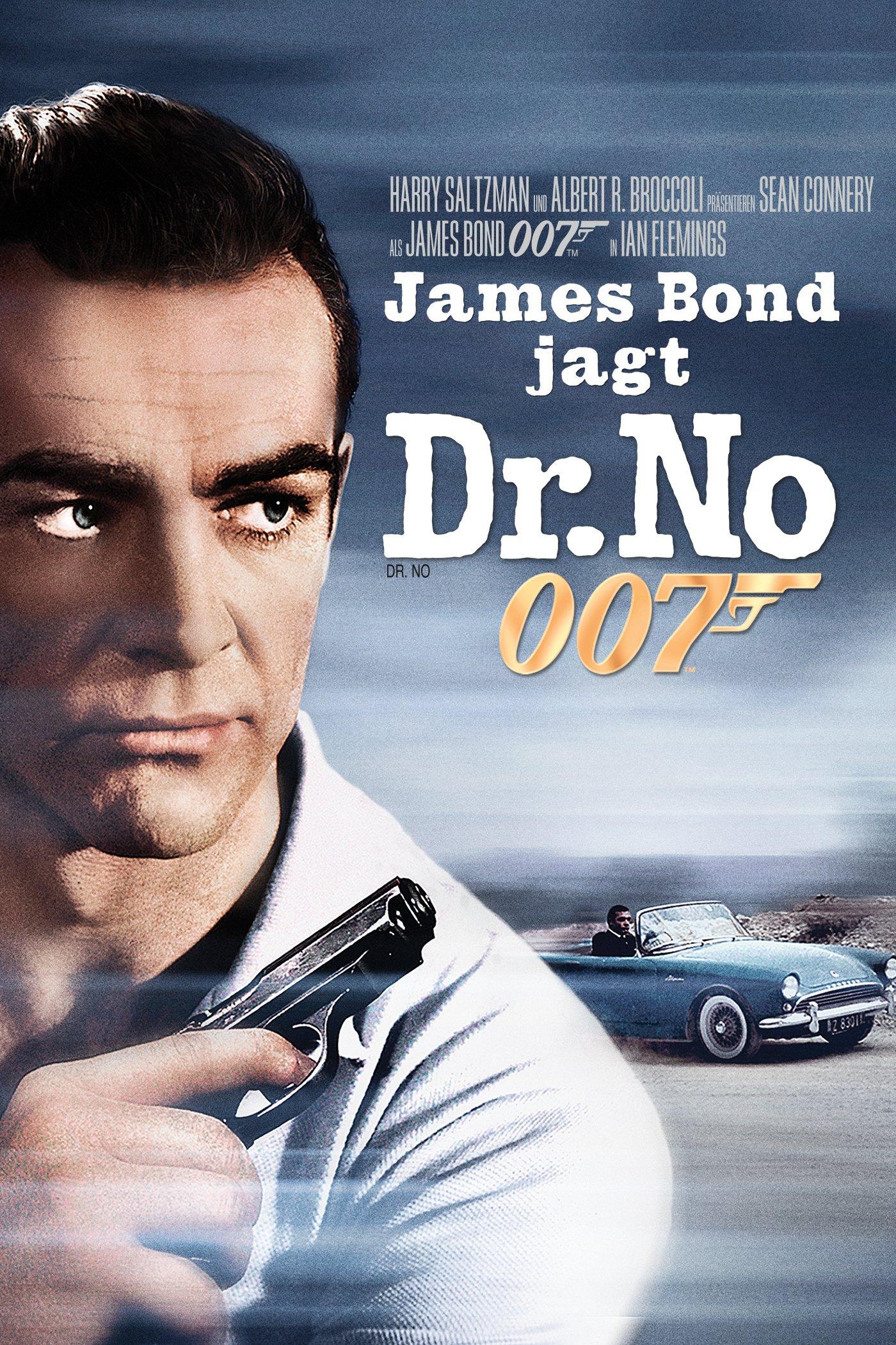 """""""James Bond 007 jagt Dr. No"""""""