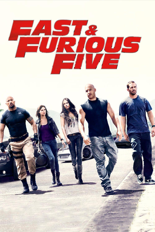 """Fast & Furious Five"""
