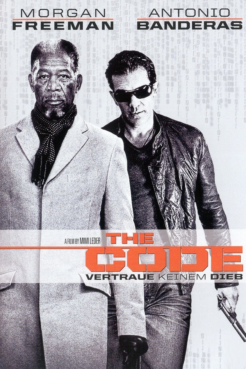 """The Code - Vertraue keinem Dieb"""
