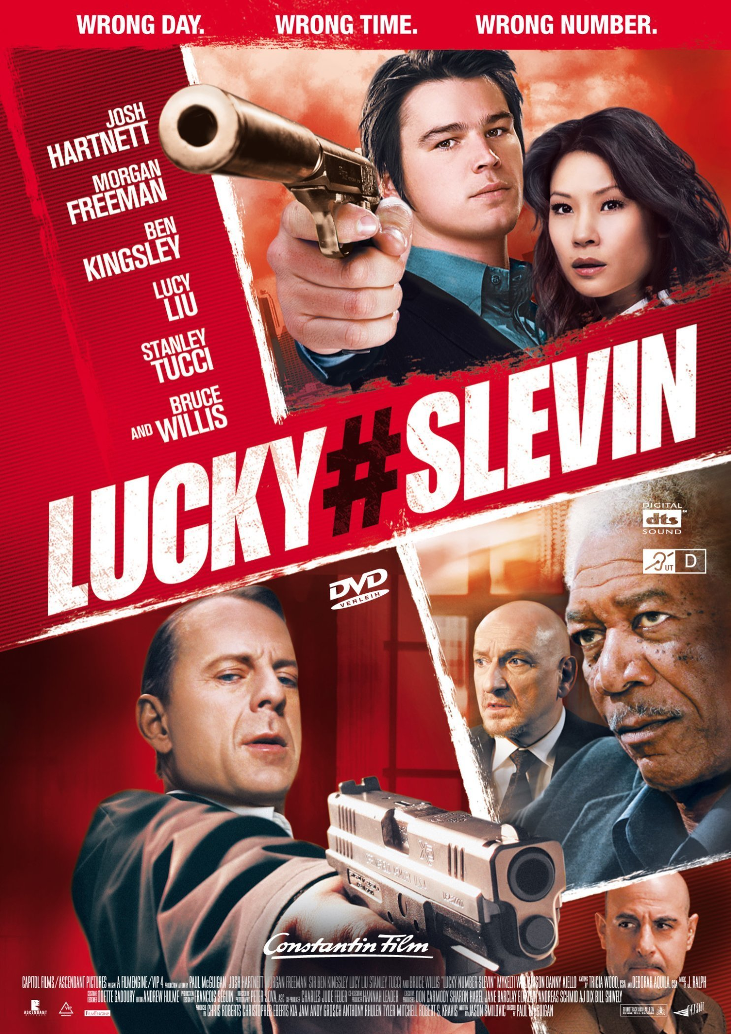 """Lucky # Slevin"""