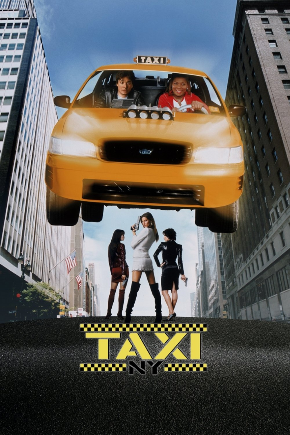 """New York Taxi"""