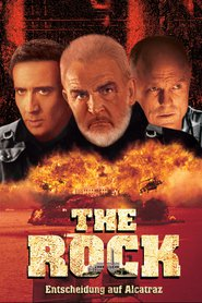 """Poster for the movie """"The Rock - Fels der Entscheidung"""""""