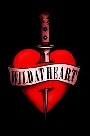 """Poster for the movie """"Wild at Heart - Die Geschichte von Sailor und Lula"""""""