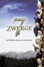 """Poster for the movie """"7 Zwerge - Männer allein im Wald"""""""