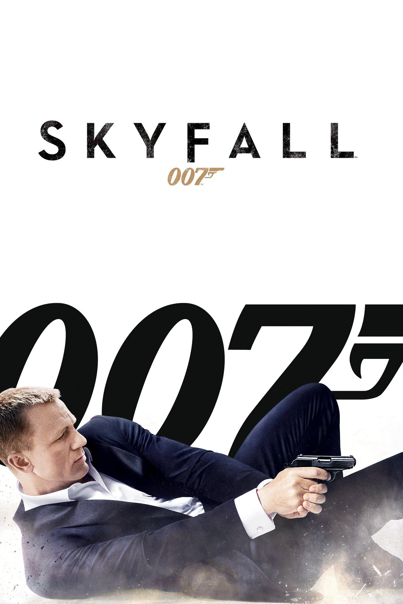 """James Bond 007 - Skyfall"""