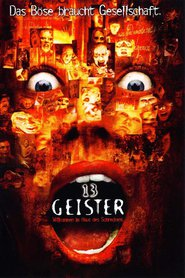 "Poster for the movie ""13 Geister"""