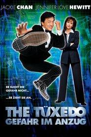"Poster for the movie ""The Tuxedo - Gefahr im Anzug"""