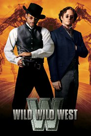 """Poster for the movie """"Wild Wild West"""""""