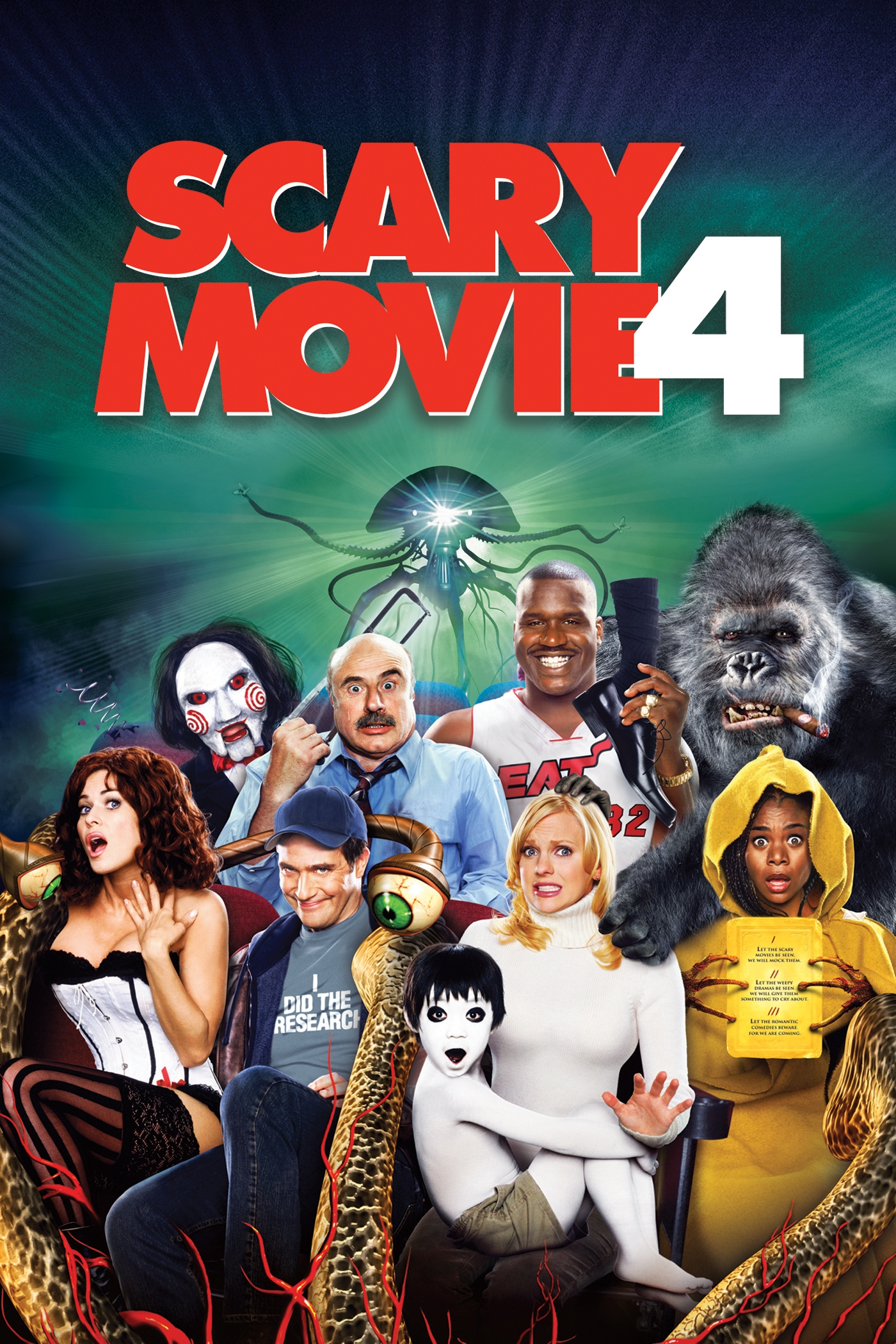 """Scary Movie 4"""