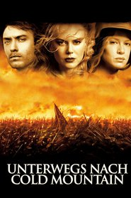 "Poster for the movie ""Unterwegs nach Cold Mountain"""